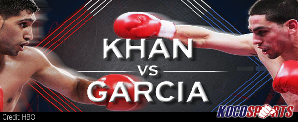 Video: Breaking Coverage of Amir Khan vs. Danny Garcia – 07/14/12 – (Live Now!)