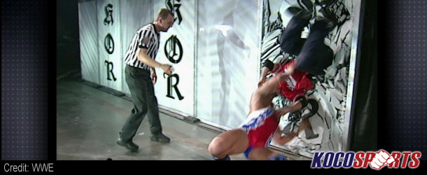 Video: Kurt Angle vs. Shane McMahon – Street Fight at King of the Ring 2001 – (Full Fight)