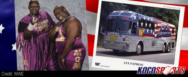 """Music Video: """"The Mighty Lex Express"""" featuring Randy Savage and Men on a Mission"""