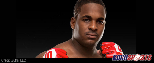 Video: Lorenz Larkin's post-fight interview from Saturday's Strikeforce event