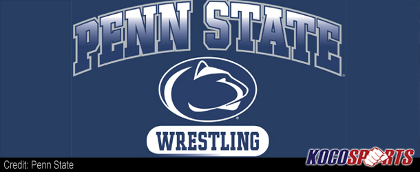 Video: Penn State coach Cael Sanderson after winning Big Tens