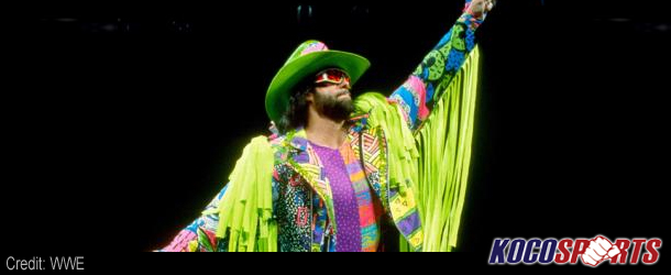 WWE Highlight: Randy Savage and Strike Force vs. Hart Foundation and Honkytonk Man
