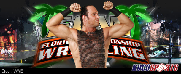 Rick Victor defeats Bo Dallas to become the new FCW heavyweight champion