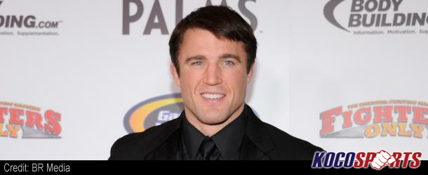 Video: Chael Sonnen talks about about testosterone and PEDs in professional sports