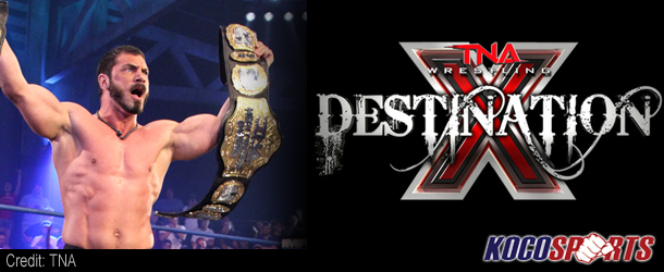 TNA Destination X results – 07/08/12 – (New World & X Division Champions!)