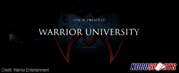 "Video: The Ultimate Warrior announces that he is opening ""Warrior University"""