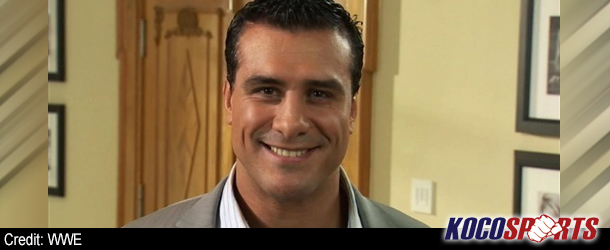 Video: Alberto Del Rio talks about his in-ring inspirations and WWE's B.A. Star campaign