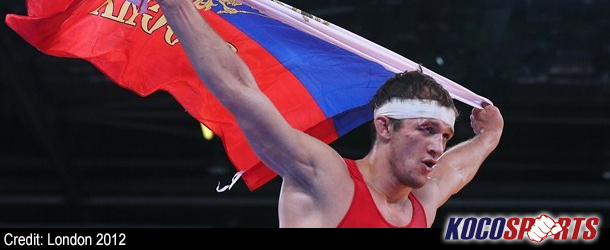 Alan Khugaev adds to the Russian medal haul