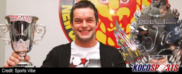 Ireland's Fergal Deviit talks about his life with New Japan Pro Wrestling