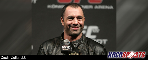 "Audio: ""Live from The Laugh Factory"" with Joe Rogan"