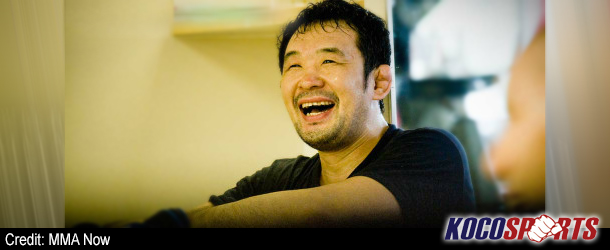 Legendary MMA fighter & professional wrestler, Kazushi Sakuraba, talks about training, mindset and Jiu Jitsu