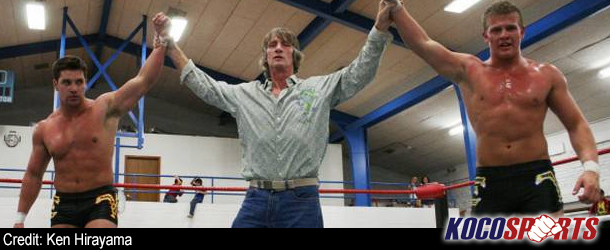 Despite tragic legacy, a new generation of Von Erichs enters ring