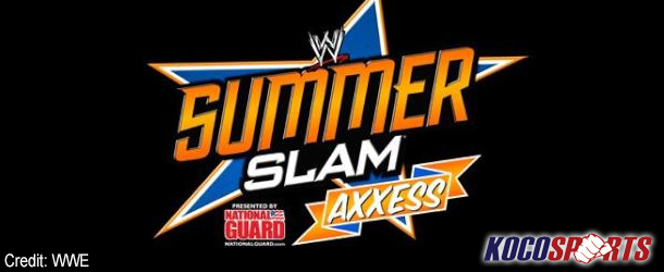 Details on this weekend's SummerSlam festivities in Los Angeles