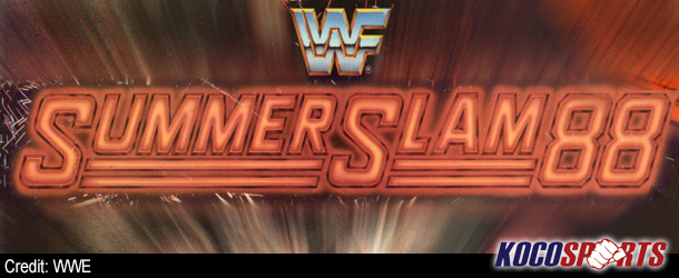 "Video: Wrestling Aftermath – ""Summerslam 1988 Lookback"" – (Full Show)"