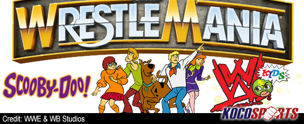 WWE Studios to produce new Scooby-Doo animated movie; Shaggy and Scooby win tickets to WrestleMania