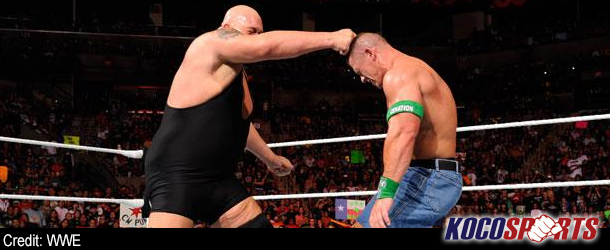 WWE Monday Night Raw results – 08/06/12 – (Big Show KOs his foes; Michaels backs Triple H at SummerSlam)