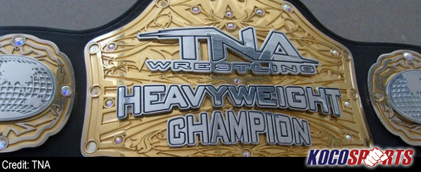 Two men arrested for stealing TNA heavyweight championship