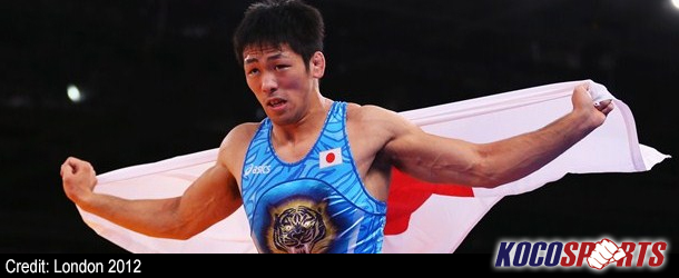 Japan and USA claim wrestling golds at London 2012 Games