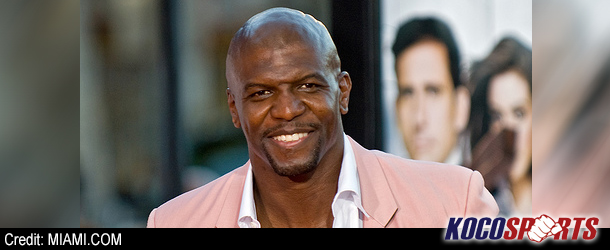 Terry Crews in talks with WWE about potential on-screen role