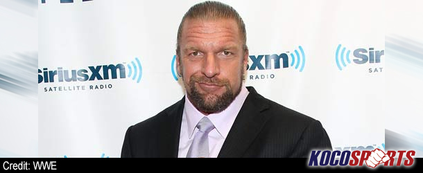 WWE say Triple H has suffered yet another broken arm last night at SummerSlam