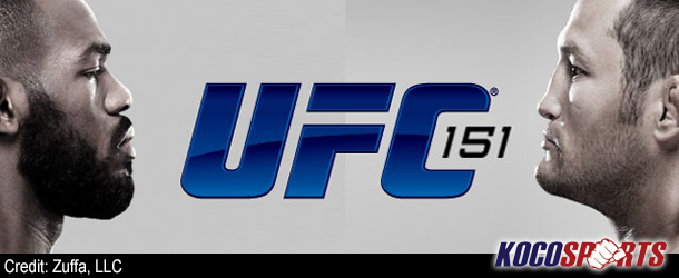 Breaking News: Hendo injured, Jones vs. Machida 2 will take place in Toronto, UFC 151 canceled