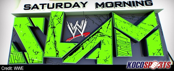 Video: WWE Saturday Morning Slam 1/19/13 – Full Show (HQ)