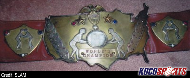 WWE archivist, Ben Brown, talks about how the original WWWF title, a.k.a the Barend belt, was lost and found