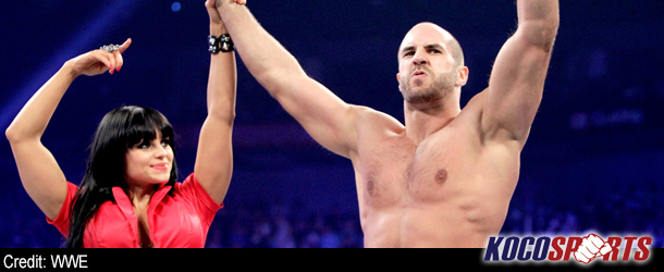 What does loosing the United States championship mean for Antonio Cesaro?