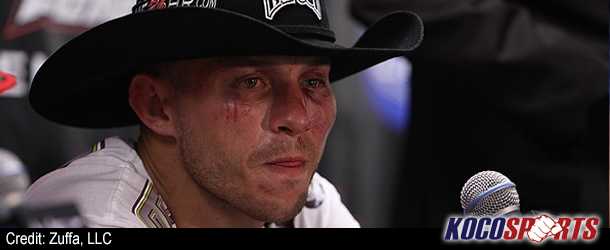 Video: Donald Cerrone's Octagon interview from UFC Fight Night Atlantic City