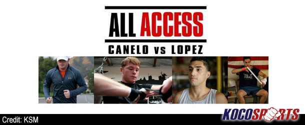 "Video: Showtime – All Access – ""Canelo vs. Lopez"" – Episode 1 – 09/07/12 – (Full Show)"