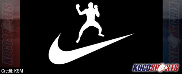 Anderson Silva signs global sponsorship deal with Nike