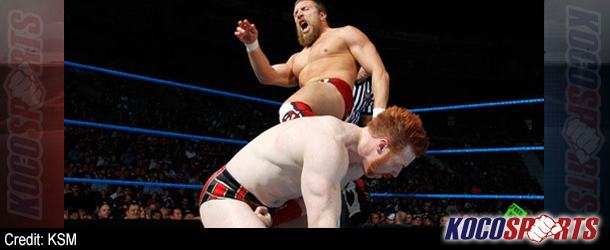 WWE Friday Night Smackdown results – 09/14/12 – (The Celtic Warrior makes Daniel Bryan tap out!)