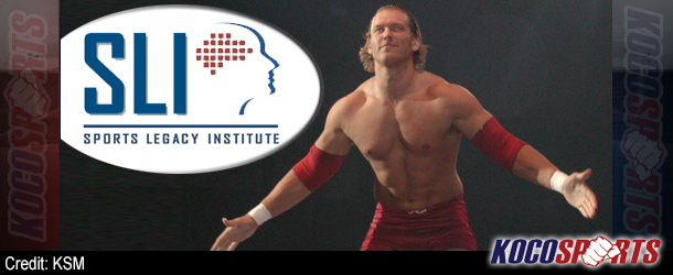 Christopher Nowinski talks about his time with WWE and why the Sports Legacy Institute is honoring them