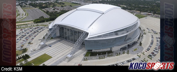 NFL owner, Jerry Jones, is all for hosting a UFC event at Cowboys Stadium
