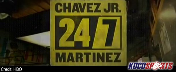 "Video: HBO 24/7 – ""Martinez vs. Chavez Jr."" – Episode 1 – 09/03/12 – (Full Show)"