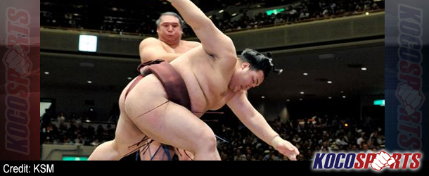 Kisenosato sees chances dwindle with second loss at the Aki Basho