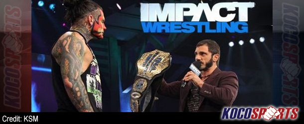 TNA Impact Wrestling – Video Recap & Results – (Hardy wins No.1 contenders match)