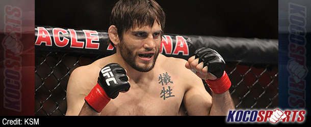 Jon Fitch thinks championship fights are given out based on drawing power