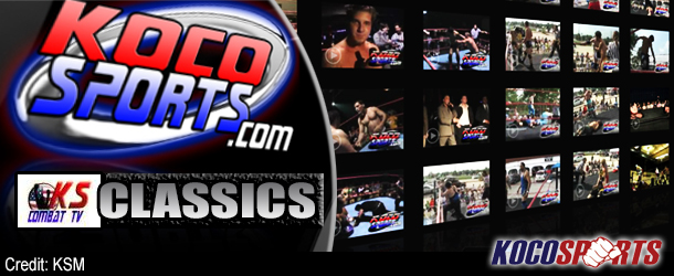 "Video: Kocosports Classics – ""Combat-TV"" – Eric Cooper vs. Marc Mandrake – 09/18/12 – (Full Match)"