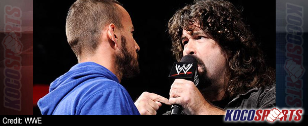 "Video: Mick Foley talks about his new children's book, ""A Most MIZerable Christmas"""