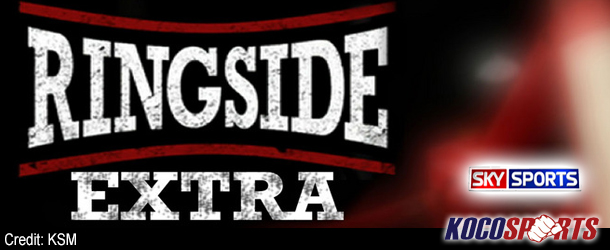 "Video: Sky Sports Boxing – ""Ringside Extra"" – 09/06/12 – (Full Show)"