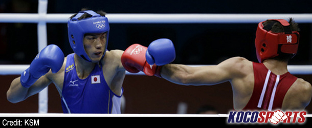 Murata to take extended break from boxing