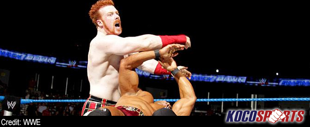 WWE Friday Night Smackdown results – 09/07/12 – (The Brogue Kick Banned!)