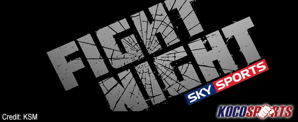 Video: Sky Sports – Saturday Fight Night – 09/08/12 – (Main TV Card)