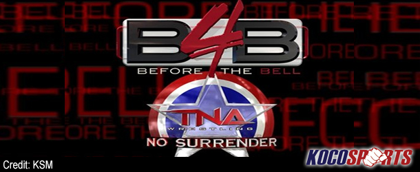 """Video: TNA """"Before the Bell"""" – No Surrender – 09/07/12 – (Full Show)"""