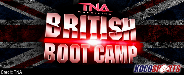 "TNA announce a very special FREE televised ""British Boot Camp 2"" event coming to the UK"