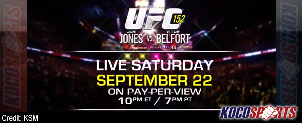 Video: Countdown to UFC 152 – (Go inside the UFC 152 training camps of Jon Jones and contender and Vitor Belfort)