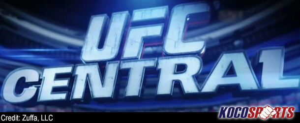 Video: UFC Central – 10/01/12 – (Full Show)