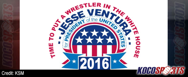 Video: Jesse Ventura looking to run for US presidency in 2016