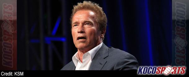Video: Arnold Schwarzenegger is coming to WWE Monday Night Raw